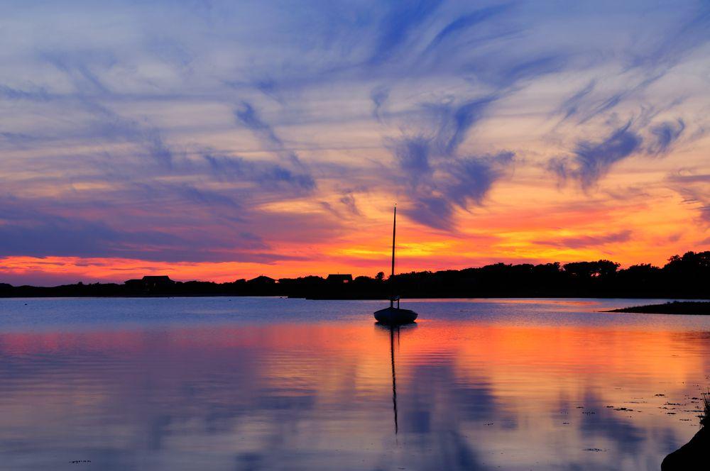 Martha's Vinyard Sunset