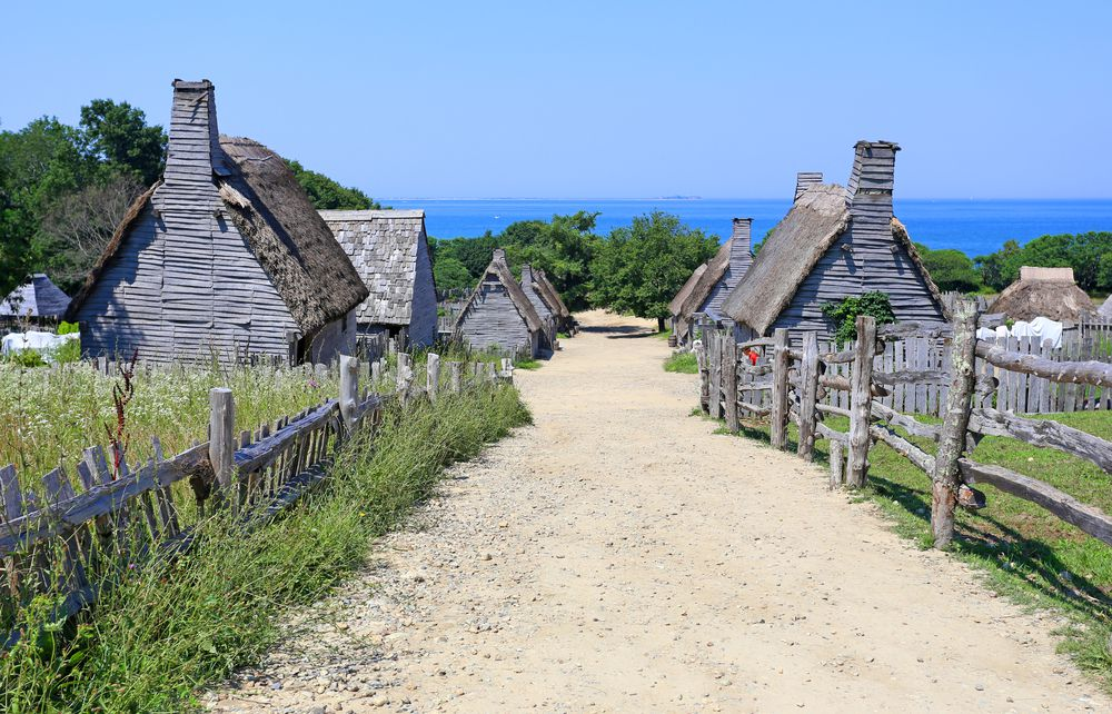 Plimoth Plantation New England Vacations Guide