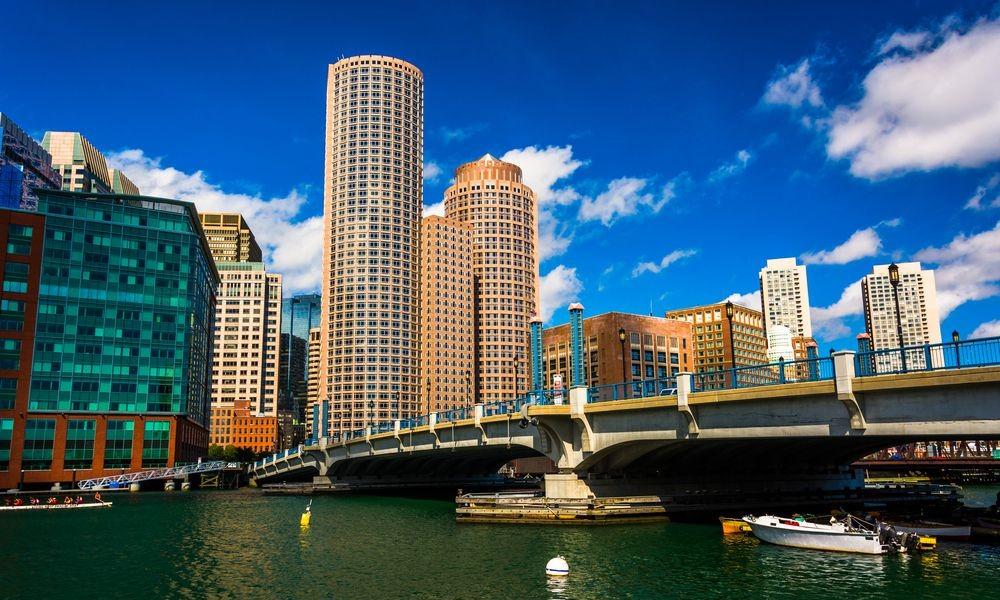 Boston Skyline C