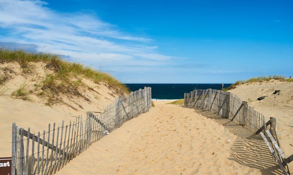 Cape Cod Trail to Beach C